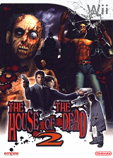 The House of the Dead 2 CUSTOM cover (RHD222)