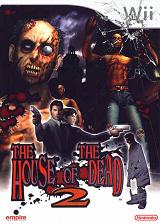 The House of the Dead 2 CUSTOM cover (RHD222)