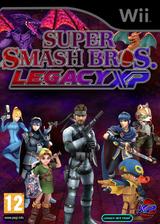 Super Smash Bros. Legacy XP CUSTOM cover (RSBEXP)