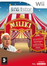 Sing It Star: Miliki CUSTOM cover (SGI1ML)