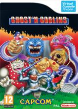 GHOSTS'N GOBLINS VC-Arcade cover (E54P)