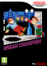 Urban Champion VC-NES cover (FANP)