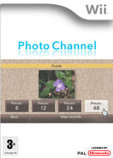 Photo Channel Channel cover (HAYA)