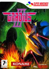 Gradius III VC-SNES cover (JAMM)