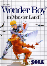 Wonder Boy in Monster Land VC-SMS cover (LAKP)