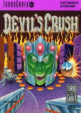 Devil's Crush VC-PCE cover (PB3P)