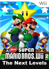 New Super Mario Bros. Wii 2:The Next Levels CUSTOM cover (PPNP01)