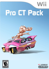 Pro CT Pack CUSTOM cover (RMCP76)