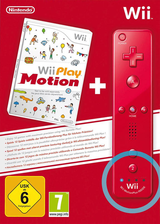 Wii Play: Motion Wii cover (SC8P01)