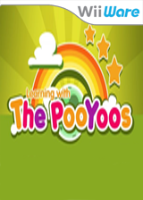 Learning with the PooYoos: Episode 1 WiiWare cover (WLEP)