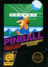 Pinball VC-NES cover (FACE)