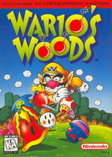Wario's Woods VC-NES cover (FAME)