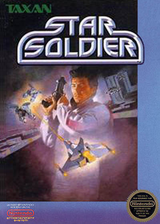 Star Soldier VC-NES cover (FCAE)