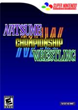Natsume Championship Wrestling VC-SNES cover (JEAE)