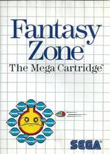 Fantasy Zone VC-SMS cover (LABE)