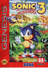 Sonic the Hedgehog 3 VC-MD cover (MBME)