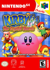 Kirby 64: The Crystal Shards VC-N64 cover (NAME)