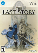 The Last Story Wii cover (SLSEXJ)