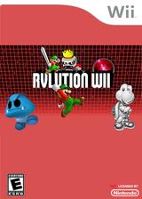 RVLution Wii CUSTOM cover (SMNERV)