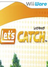 Let's Catch WiiWare cover (W2KE)