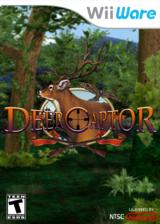 Deer Captor WiiWare cover (W4KE)