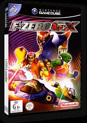 F-Zero GX GameCube cover (GFZP01)
