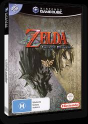 The Legend of Zelda: Twilight Princess GameCube cover (GZ2P01)