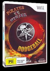 Pirates vs Ninjas Dodgeball Wii cover (R5JPS5)