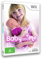 Baby and Me Wii cover (R6APPU)