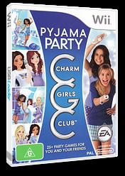 Charm Girls Club: Pyjama Party Wii cover (R7IP69)