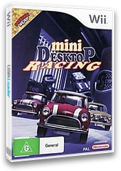 Mini Desktop Racing Wii cover (RCEPUG)