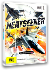 Heatseeker Wii cover (RHSP36)