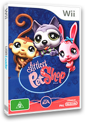 Littlest Pet Shop Wii cover (RLPP69)
