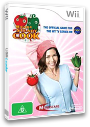 Ready Steady Cook: The Game Wii cover (RRJPMR)