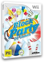 Block Party! 20 Games Wii cover (RRTP52)