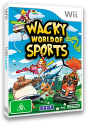 Wacky World of Sports Wii cover (RTIP8P)