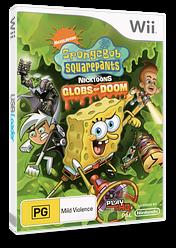SpongeBob SquarePants Featuring Nicktoons: Globs of Doom Wii cover (RUSX78)