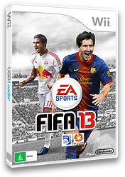 FIFA 13 Wii cover (S3FP69)