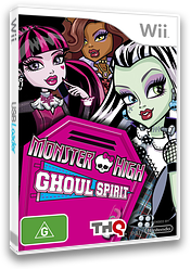 Monster High: Ghoul Spirit Wii cover (SAOP78)