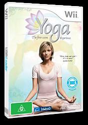 Yoga Wii cover (SEGP6V)