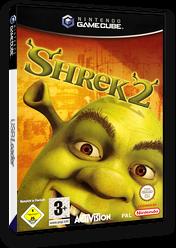 Shrek 2 GameCube cover (G3RD52)