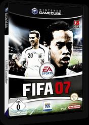 FIFA 07 GameCube cover (G4FD69)