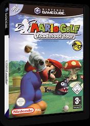 Mario Golf: Toadstool Tour GameCube cover (GFTP01)