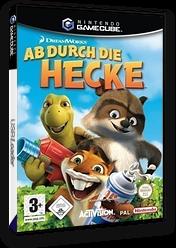 Ab Durch Die Hecke GameCube cover (GH5D52)