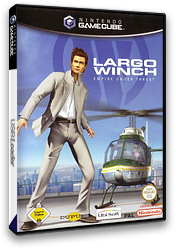 Largo Winch : Empire Under Threat GameCube cover (GLGP41)