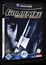 GoldenEye:Rogue Agent GameCube cover (GOYD69)