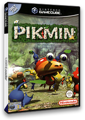 Pikmin GameCube cover (GPIP01)