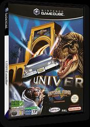Universal Studios Theme Park Adventure GameCube cover (GUSP7F)