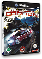 Need for Speed: Carbon GameCube cover (GW5D69)