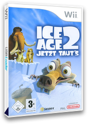 Ice Age 2 - Jetzt taut's Wii cover (R2AX7D)